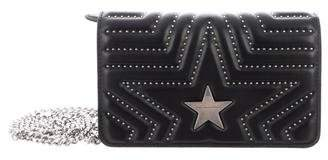 Stella McCartney Quilted Leather Crossbody