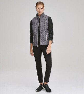 Andrew Marc REESE QUILTED VEST