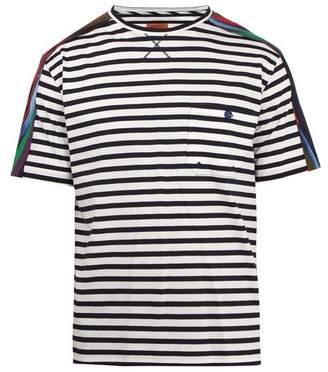 Missoni MARE Striped cotton T-shirt