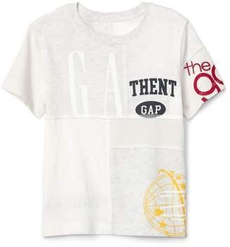 Gap babyGap Logo Remix T-Shirt