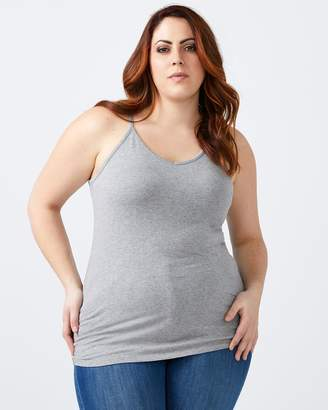 Layering Fit Tank Top - d/C JEANS