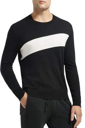 ATM Anthony Thomas Melillo Diagonal-Stripe Sweater