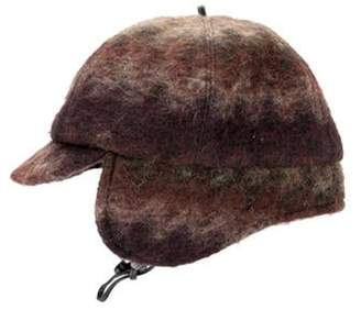 Eugenia Kim Mohair Trapper Hat Brown Mohair Trapper Hat