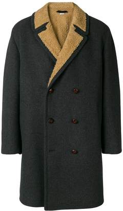 Gucci double-breasted coat