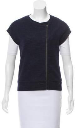 J Brand Zip-Up Vest