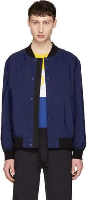 HUGO Navy Boris 1831 Bomber Jacket