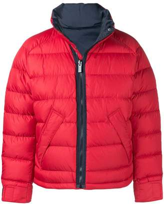Burberry reversible padded jacket