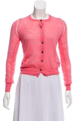 Etoile Isabel Marant Button-Up Knit Cardigan