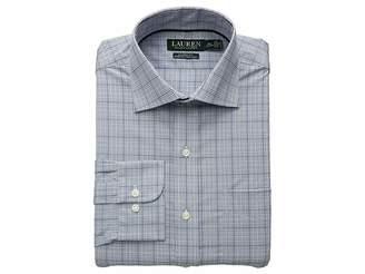 Lauren Ralph Lauren Classic Fit No-Iron Plaid Warren Dress Shirt