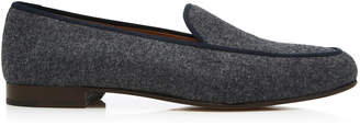 Stubbs & Wootton M'O Exclusive Wool Slippers