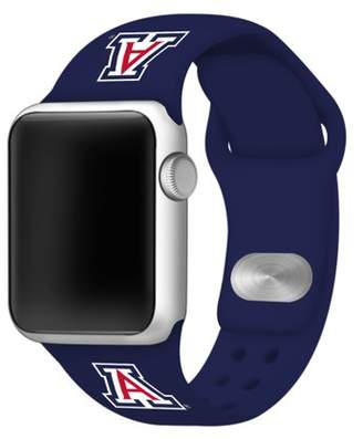 Affinity Bands Arizona Wildcats 42mm Silicone Sport Band fits Apple Watch - BAND ONLY