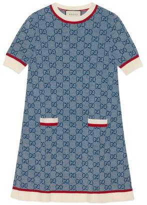 Gucci GG knit dress