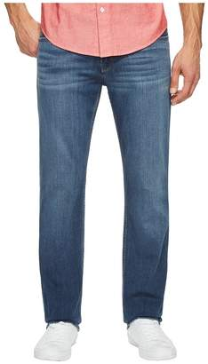 Paige Normandie Straight Leg Soft Comfort Stretch in Birch Men's Jeans