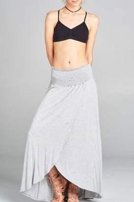Hummingbird Tube-Dress/ Maxi Skirt