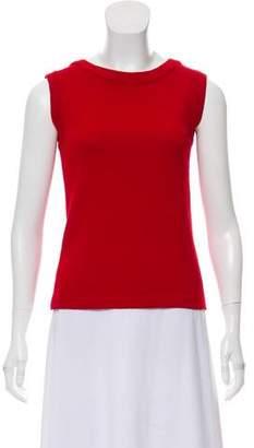 St. John Sport Sleeveless Knit Top