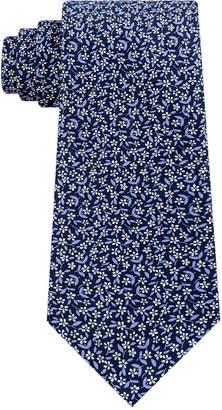 Tommy Hilfiger Men's Micro Floral Conversational Tie