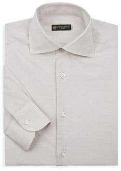 Corneliani Regular-Fit Cotton Dress Shirt