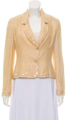 Chanel Embellished Blazer