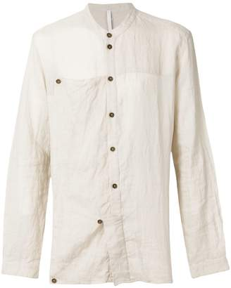 Barbara I Gongini linen shirt