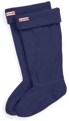 Hunter Tall Fleece Welly Boot Socks