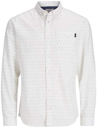 Jack and Jones Murtough Long Sleeve Slim Fit Shirt
