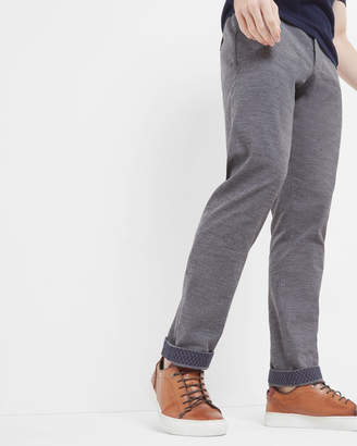 Ted Baker CLASMAY Classic fit Oxford cotton chinos