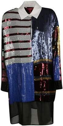 Tommy Hilfiger Sequined Dress
