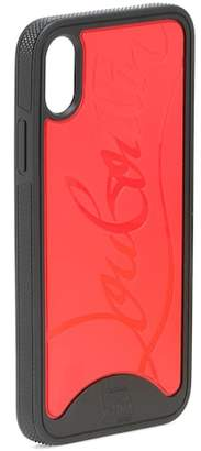 Christian Louboutin Loubiphone Sneakers iPhone X case