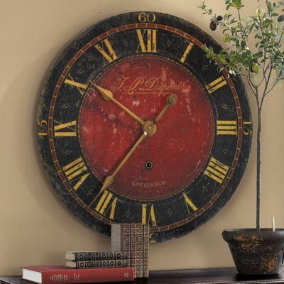 Dupont Clock