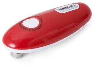 Farberware Red and White Battery Operated Can Opener