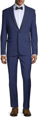 Aspetto Woven Tuxedo Jacket