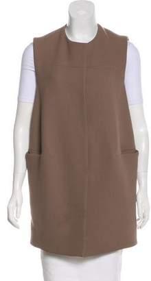 Marni Sleeveless Wool Vest
