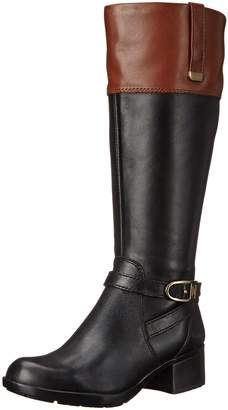 Bandolino Women's Baya-Wide Calf Riding Boot