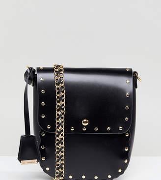 Glamorous Cross Body Bag With Studding