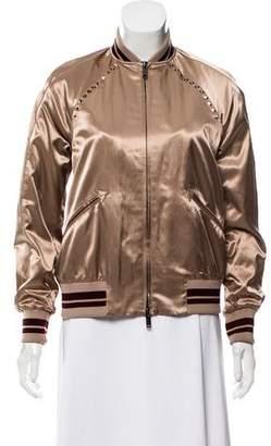 Valentino 2018 Rockstud Jacket