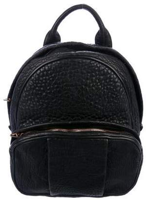 Alexander Wang Dumbo Leather Backpack Black Dumbo Leather Backpack