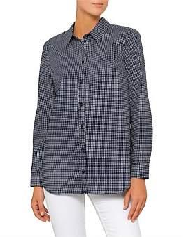 David Jones Textured Shirt