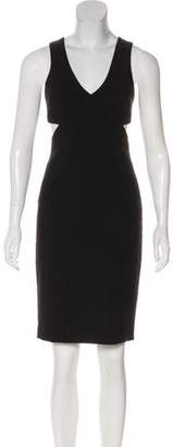 Elizabeth and James Sleeveless Knee-Length Dress