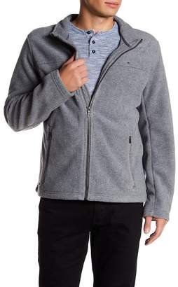 Tommy Hilfiger Zip Front Polar Fleece Jacket