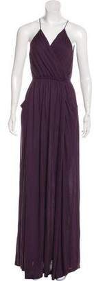 Theory Short Sleeve Maxi Dress w/ Tags