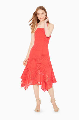 Parker Capri Embroidered Dress