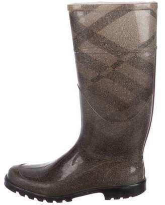d1cfc03cf6cd Burberry Rain Boots - ShopStyle Canada