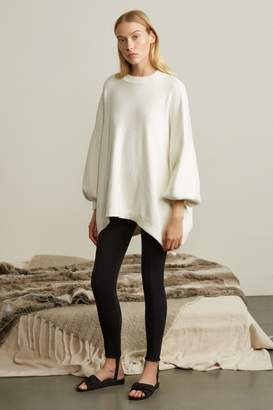 Genuine People Oversized Dolman Sleeve Sweater