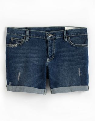 Vince Camuto TWO BY Cuffed Denim Shorts