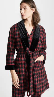 BedHead American Plaid Robe
