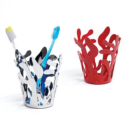 Mediterraneo Toothbrush Holder by Alessi
