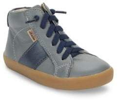 Old Soles Baby's, Toddler's& Kid's Riser High-Top Leather Sneakers