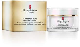Elizabeth Arden Flawless Future Ceramide Broad Spectrum Sunscreen Moisturizer