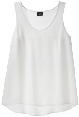 Mossimo Womens Sleeveless Scoop Neck Tank - Assorted Colors