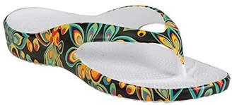 Dawgs Women's Loudmouth Flip Flops